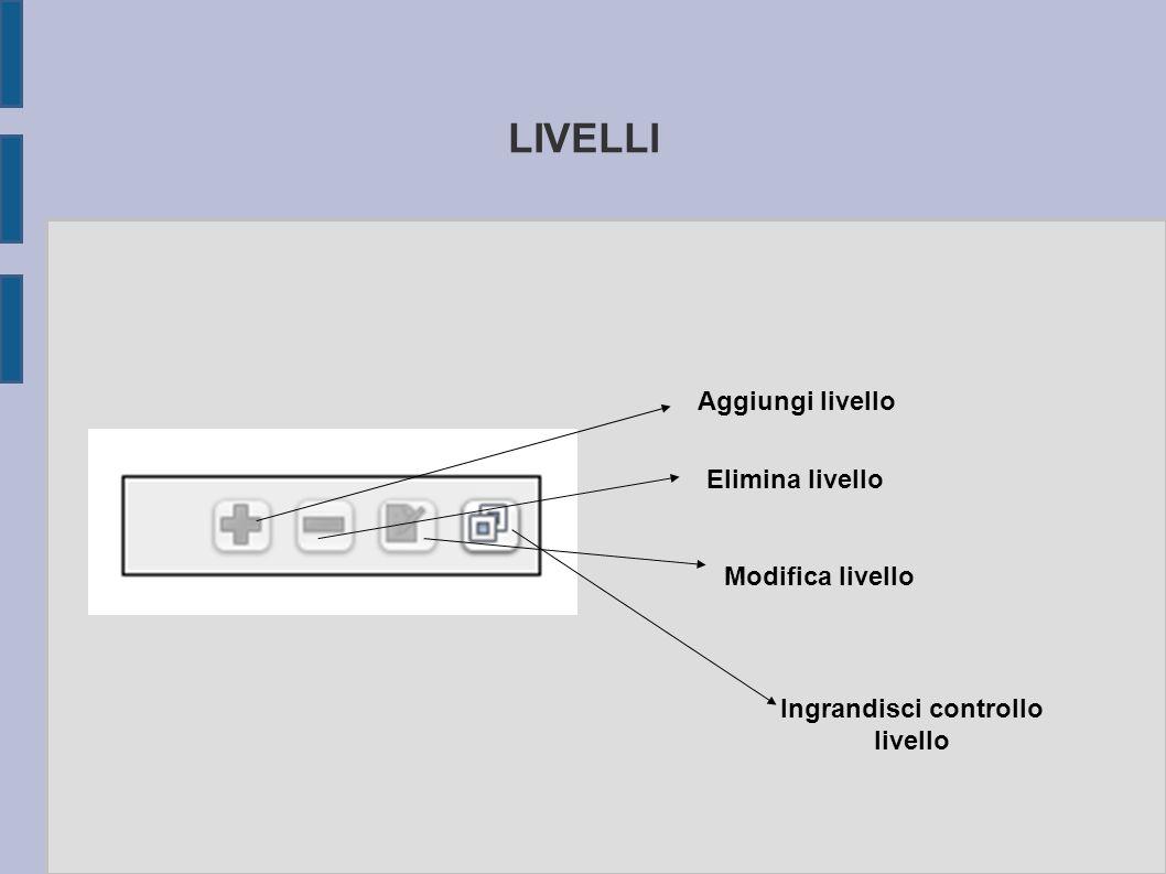 ATTIVITÀ DI RIVELAZIONE TESTO La Lim permette di strutturare delle attività di rivelazione testo attraverso la funzione livello. La Gestione dei livel