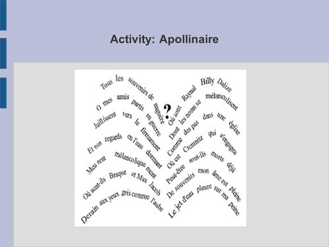 ESEMPIO: evidenziare parole, verbi, aggettivi, etc.