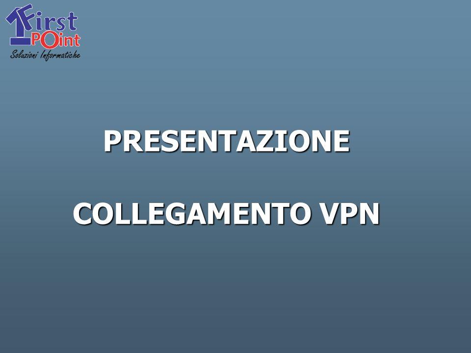 COSE UNA VPN.
