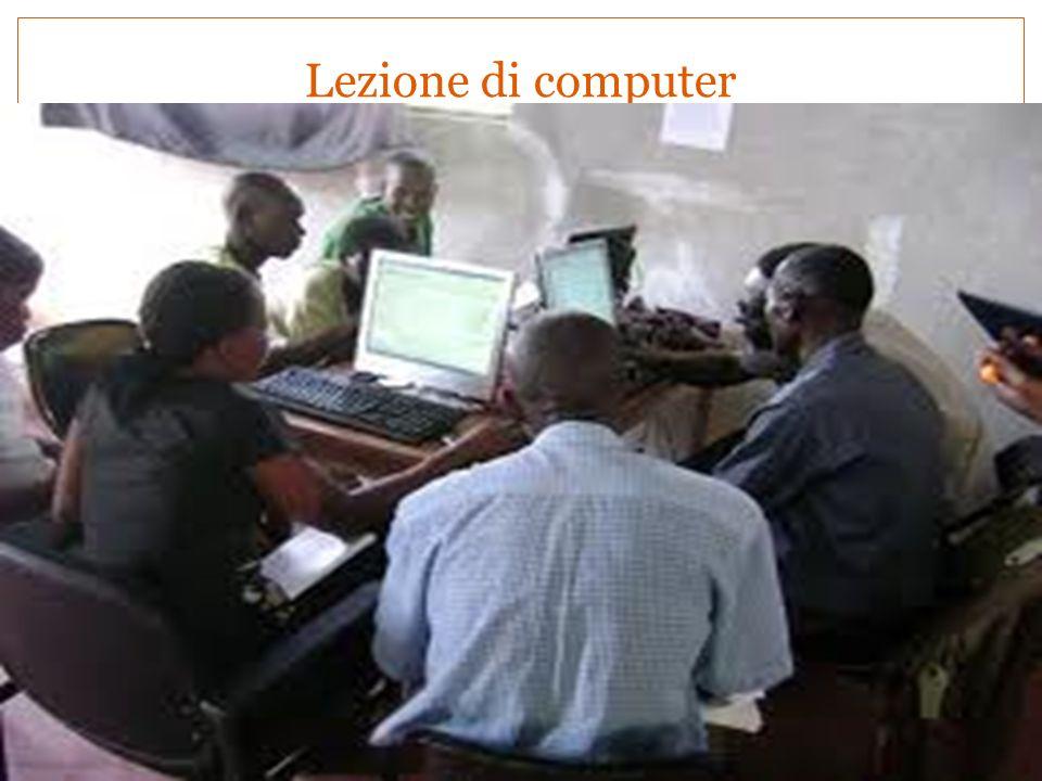 Lezione di computer