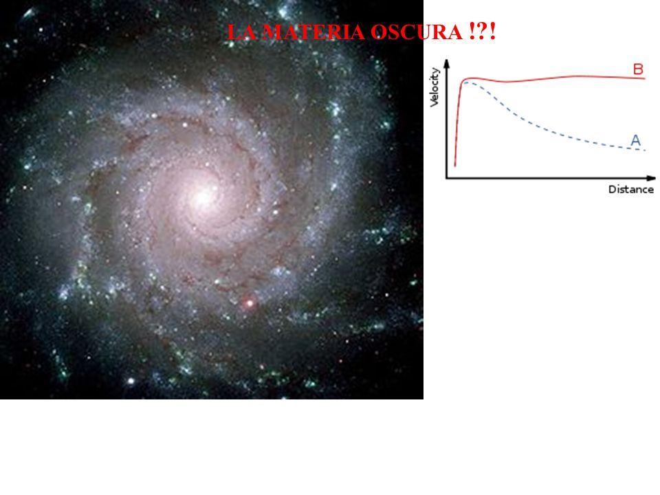 LA MATERIA OSCURA !?!