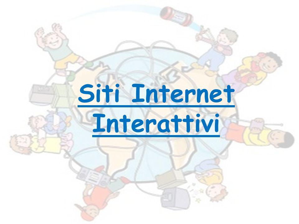 Siti Internet Interattivi