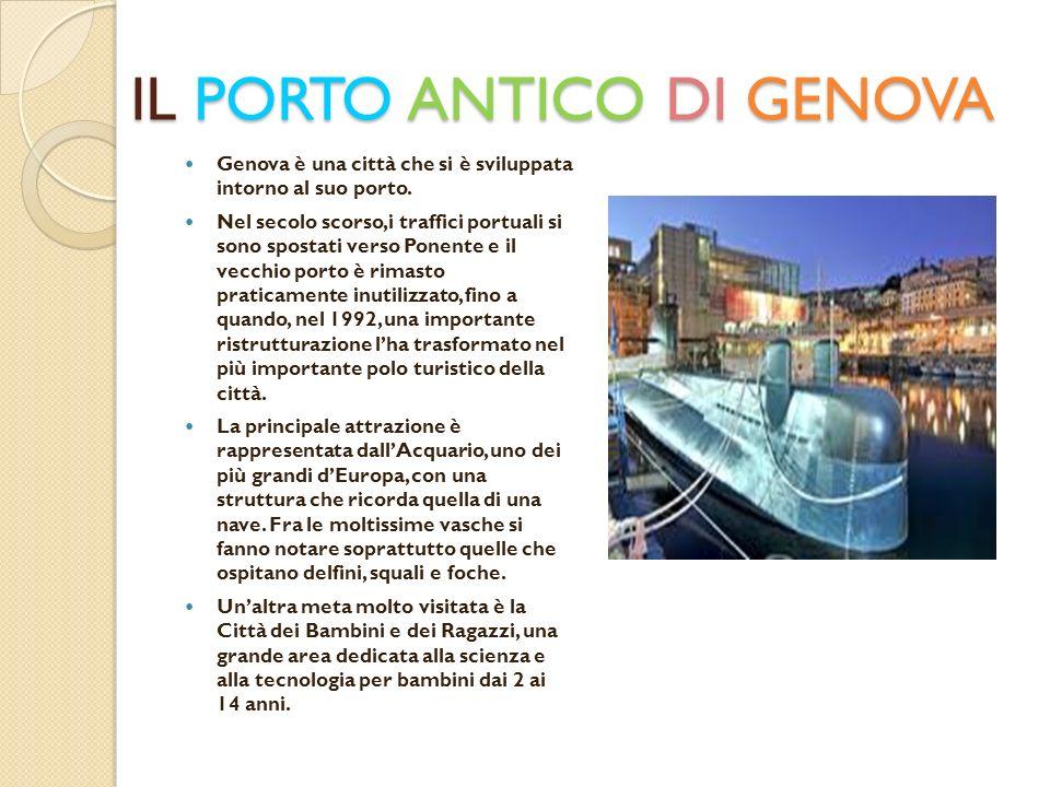 LASPETTO POLITICO La Liguria è una regione densamente popolata. Gli abitanti si concentrano soprattutto lungo la costa, dove si trovano i quattro capo