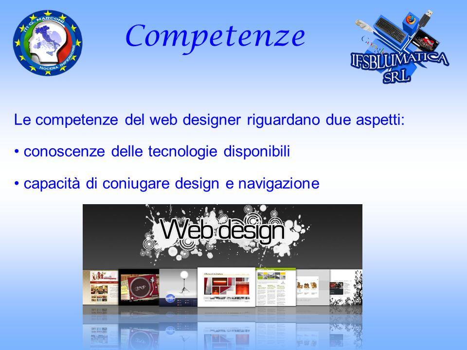 Ambienti di sviluppo Un web designer deve conoscere linguaggi di scripting per il web e i relativi ambienti di sviluppo