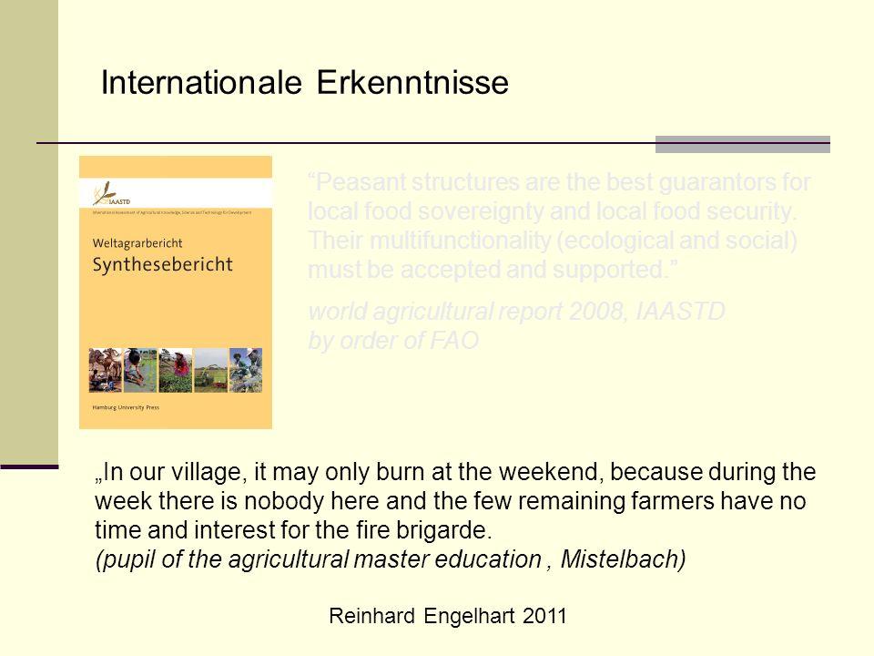 Reinhard Engelhart 2011 Uno sviluppo allarmante
