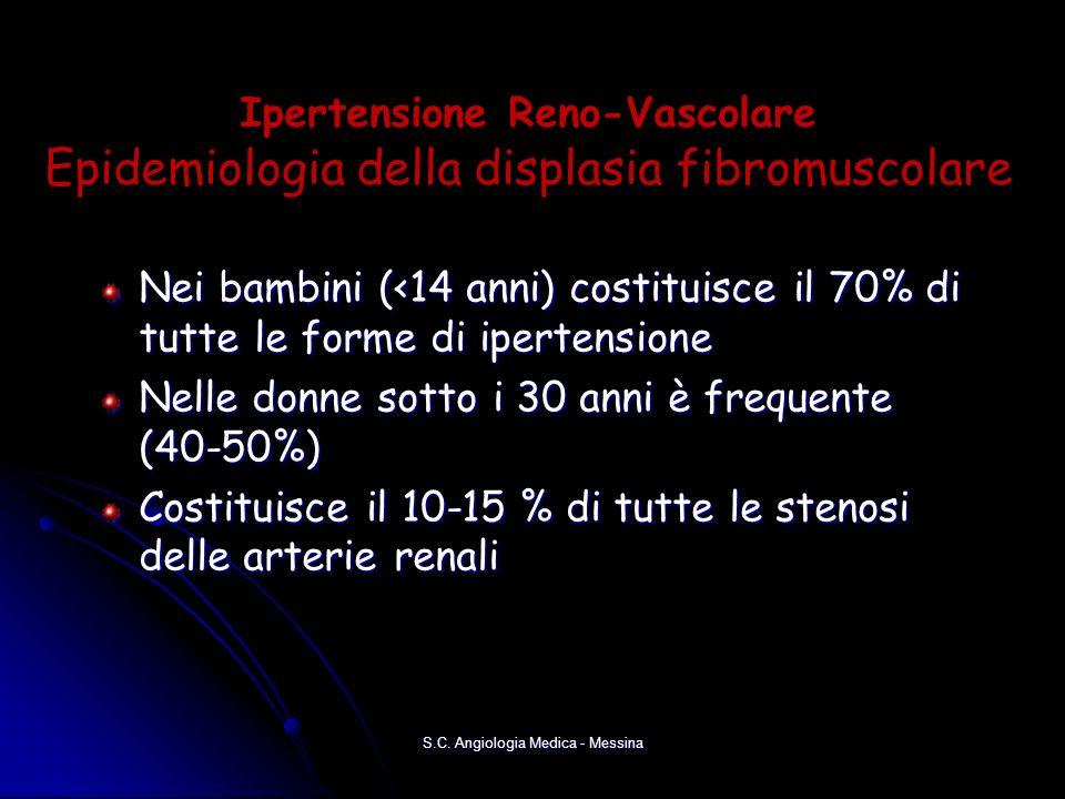 S.C. Angiologia Medica - Messina
