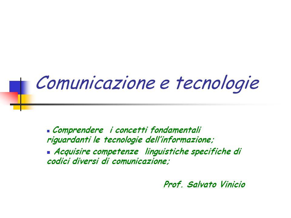 11 La comunicazione è un bisogno di sopravvivenza Ogni individuo nel corso della storia, per sopravvivere, ha dovuto impadronirsi delle conoscenze del gruppo umano di appartenenza.