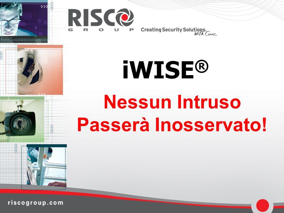 iWISE ® Nessun Intruso Passerà Inosservato!