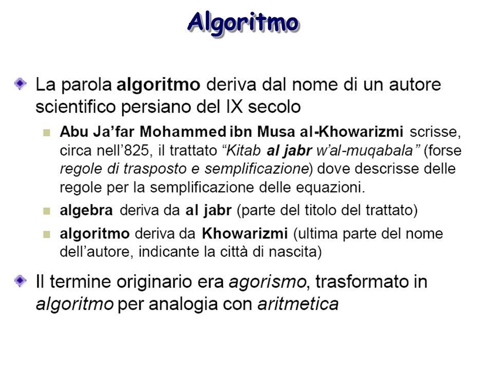 AlgoritmoAlgoritmo