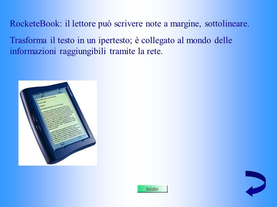 Una tipica pagina Web ha parti testuali e grafiche ed è definita attiva: collocandovi il cursore del mouse e cliccando, si passa ad unaltra pagina.