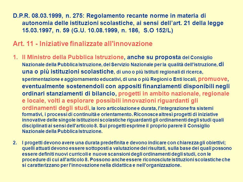 D.P.R.08.03.1999, n.