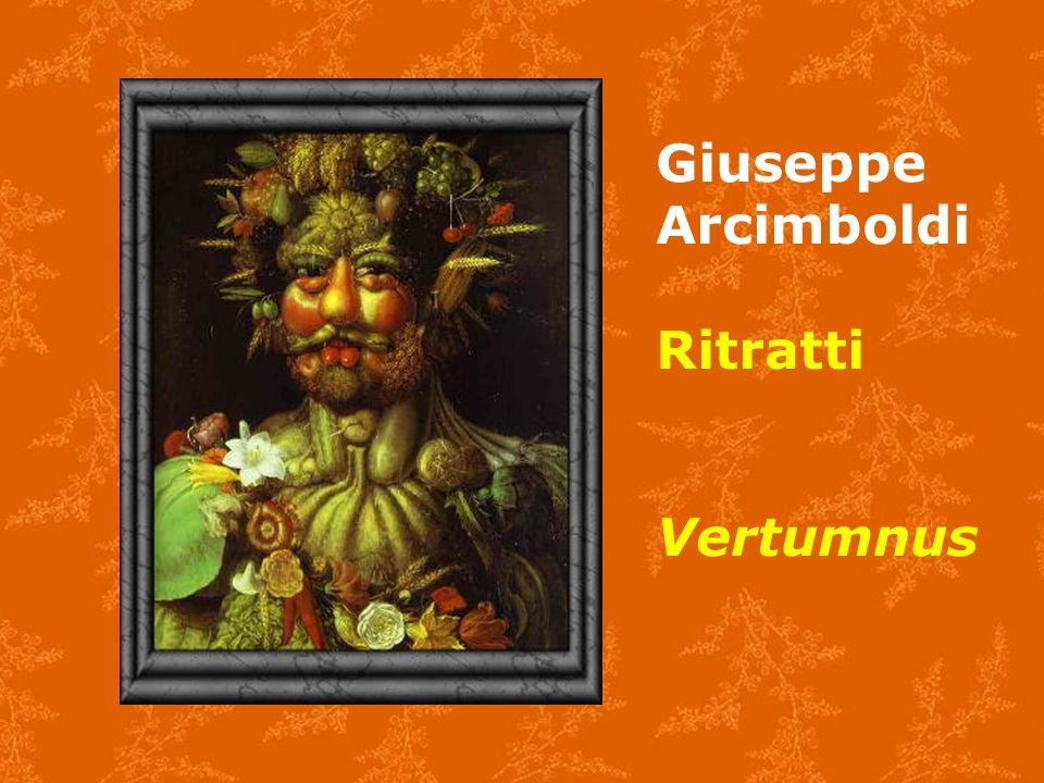 Giuseppe Arcimboldi Ritratti Vertumnus