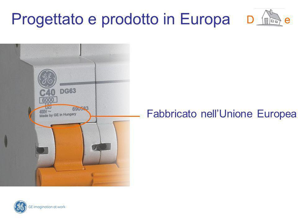Fabbricato nellUnione Europea DMS-line Progettato e prodotto in Europa