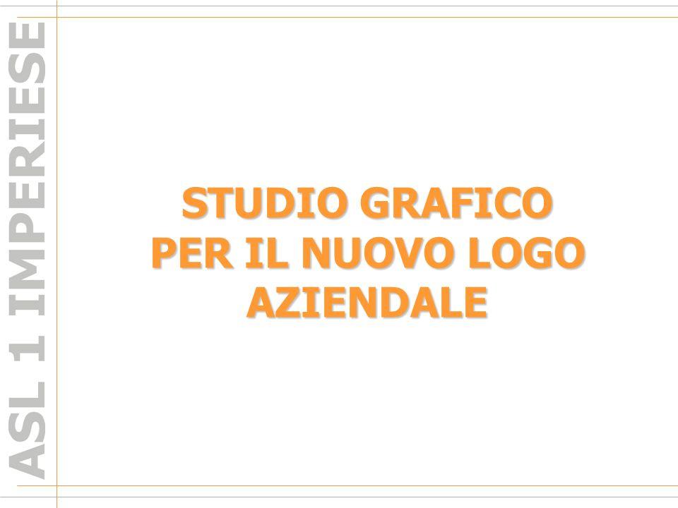 STUDIO GRAFICO PER IL NUOVO LOGO AZIENDALE