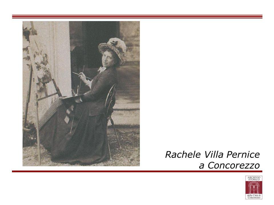 Rachele Villa Pernice a Concorezzo