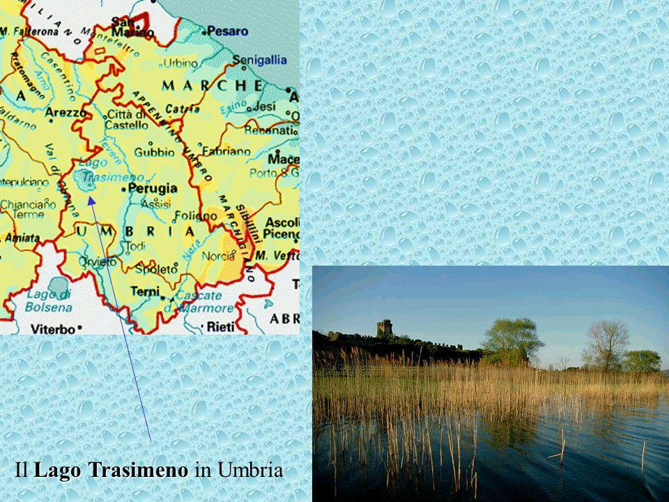 LagoTrasimeno Il Lago Trasimeno in Umbria