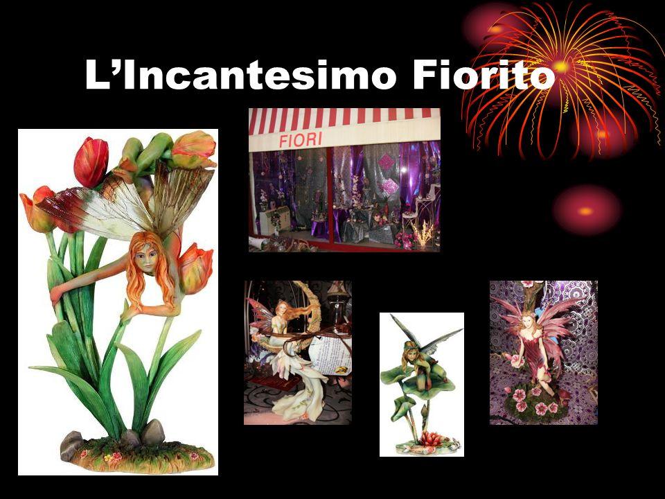 Bollengo (Torino) 0125.57109 Via Allaas 5 www.incantesimofiorito.it Fate di Sheila Wolk, Nenè Thomas, Jody Bergsman ecc.