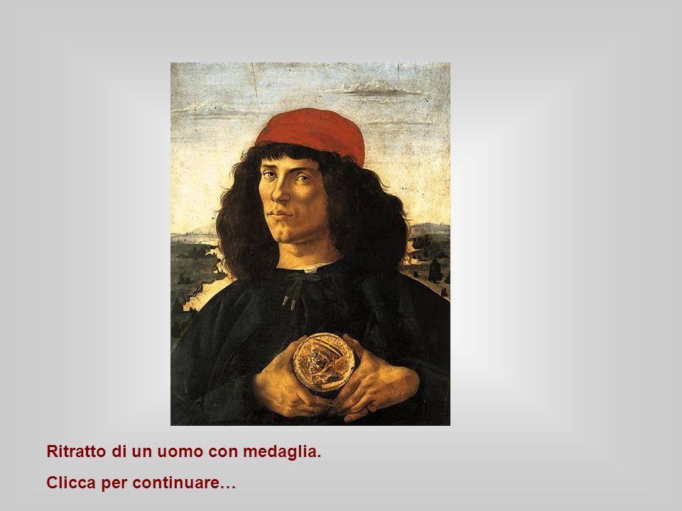 « La nascita di Venere », una delle sue opere più importanti, esposta nel museo degli Uffizzi a Firenze.