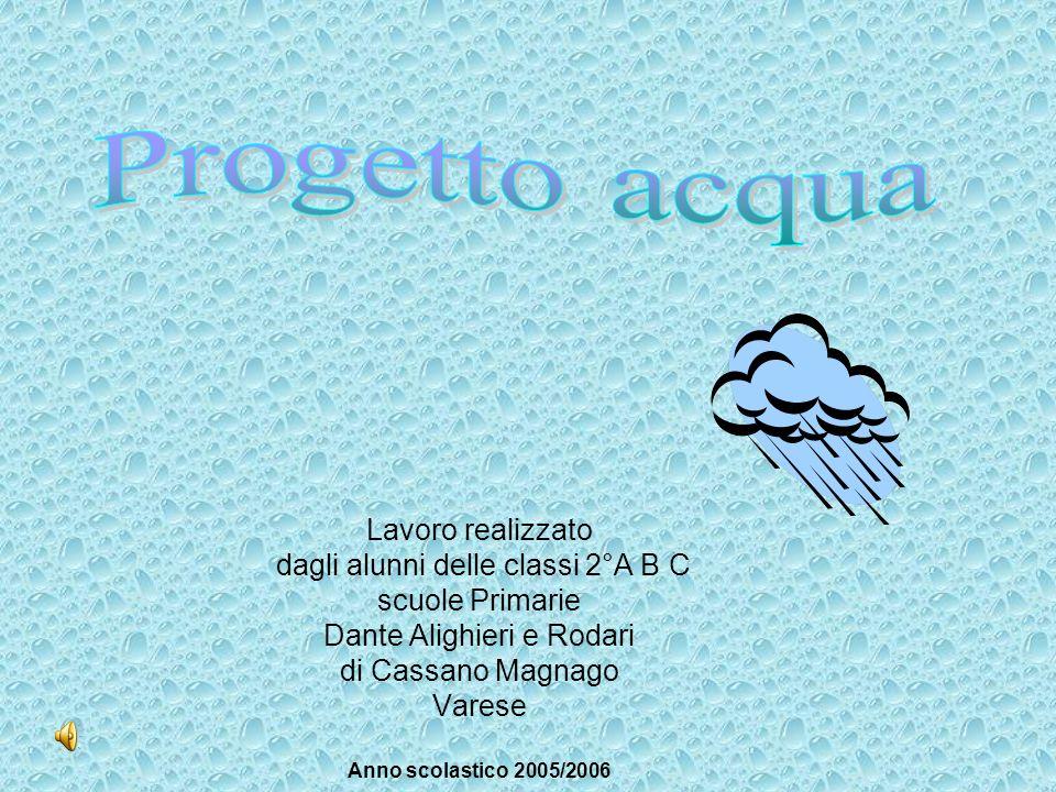 Lavoro realizzato dagli alunni delle classi 2°A B C scuole Primarie Dante Alighieri e Rodari di Cassano Magnago Varese Anno scolastico 2005/2006