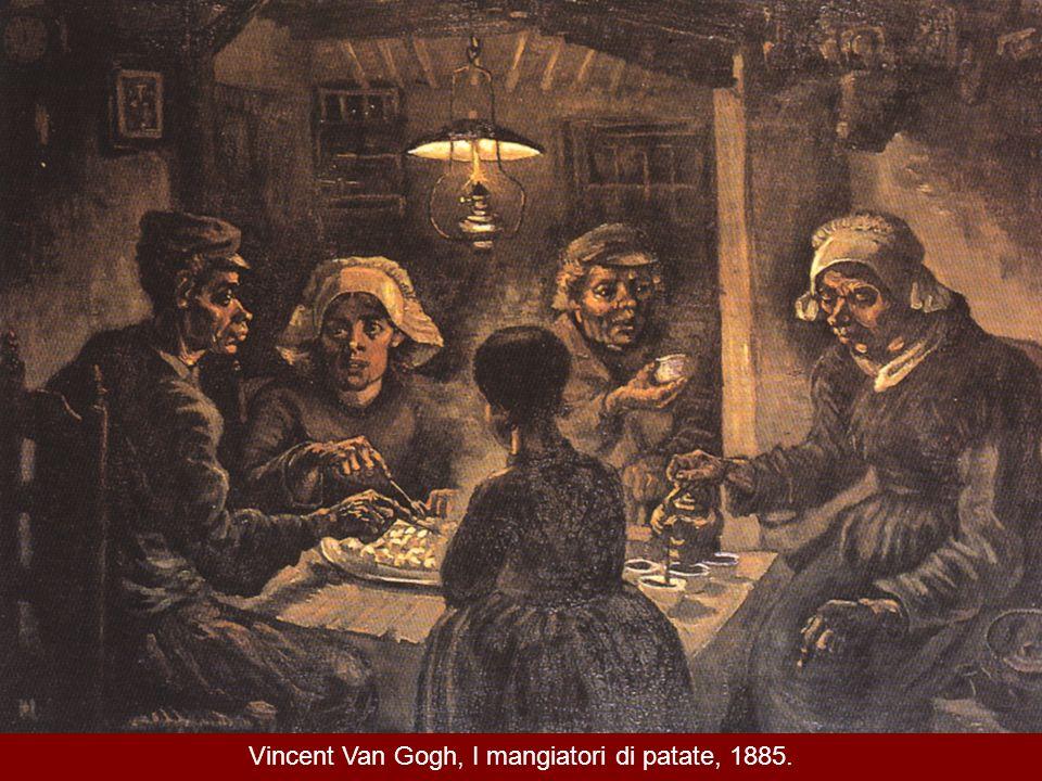 Vincent Van Gogh, I mangiatori di patate, 1885.