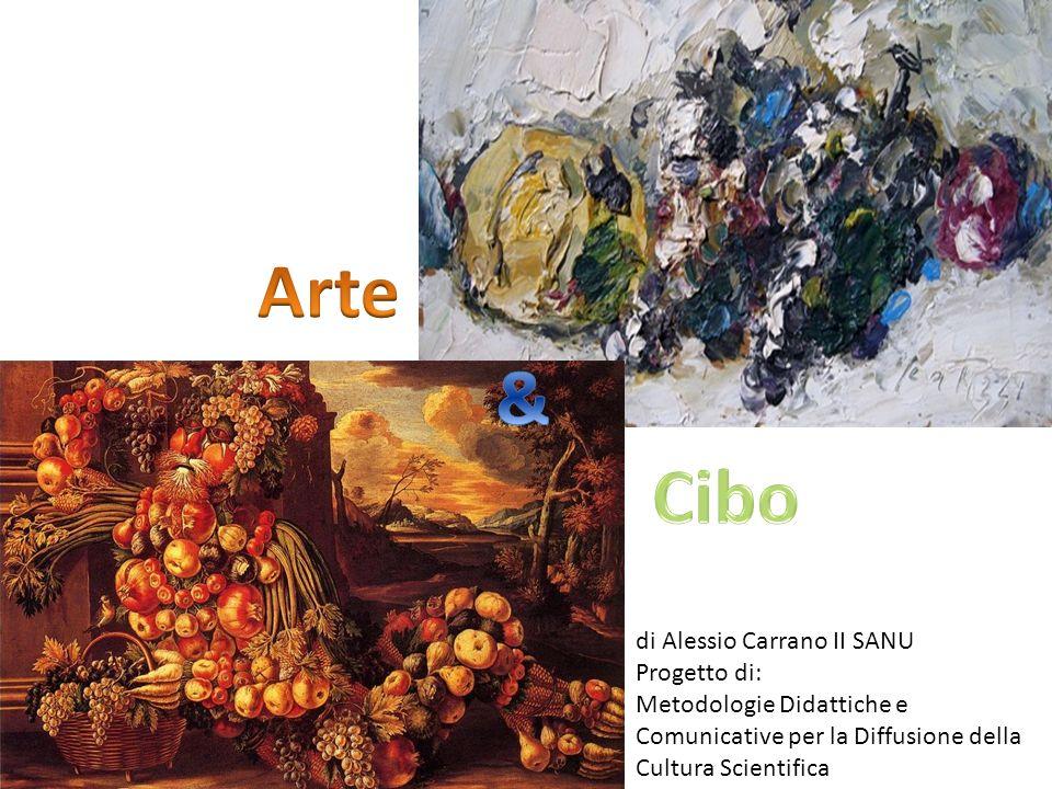 di Alessio Carrano II SANU Progetto di: Metodologie Didattiche e Comunicative per la Diffusione della Cultura Scientifica