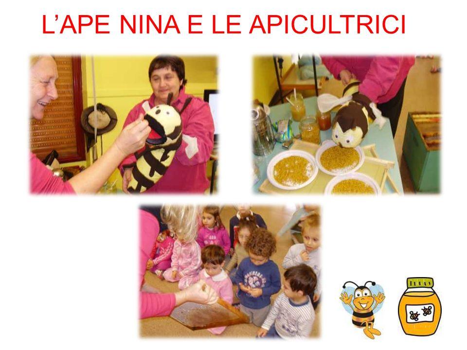 LAPE NINA E LE APICULTRICI