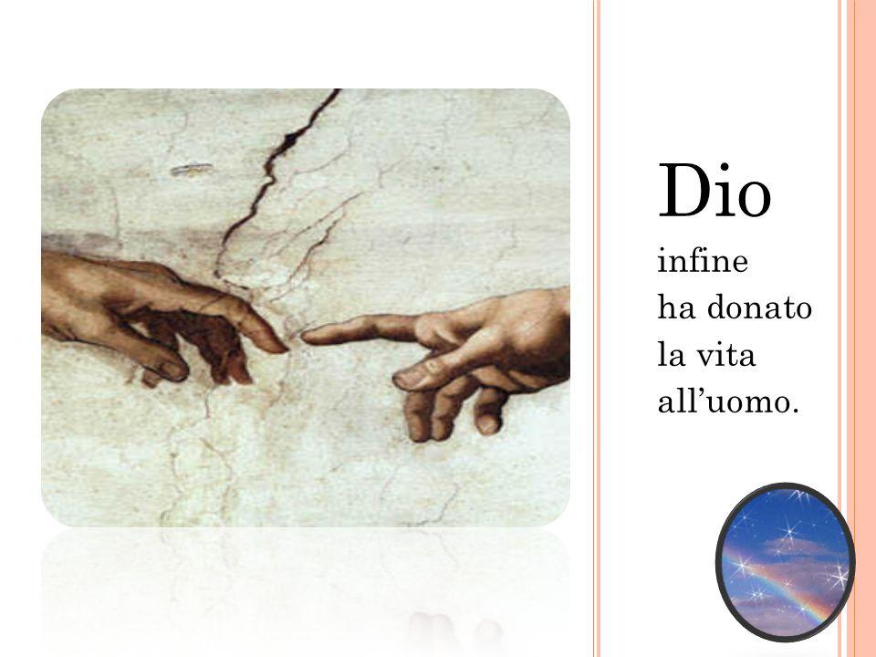 I primi uomini erano Adamo ed Eva..