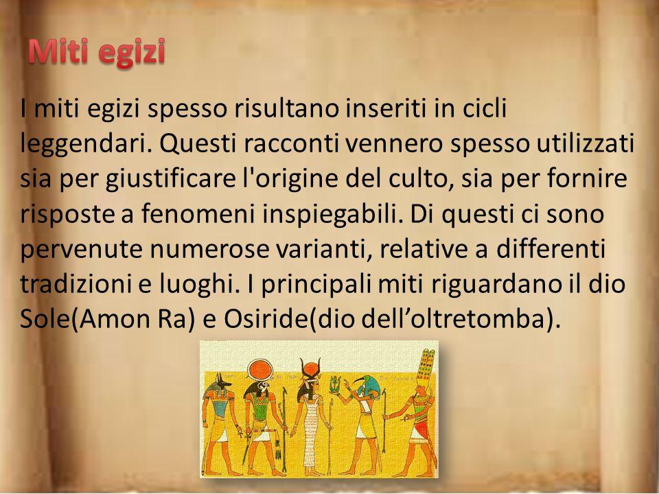 Ra è senza dubbio una delle divinità più antiche e più venerate dagli egizi.