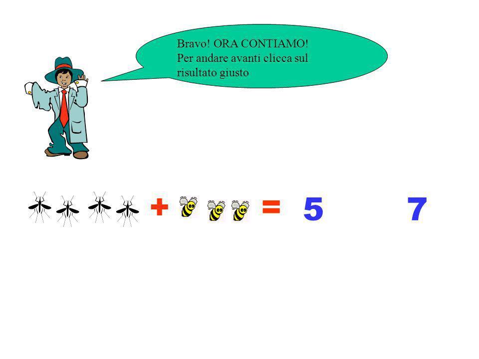 42x= 7812 Bravo! ORA CONTIAMO! Per andare avanti clicca sul risultato giusto