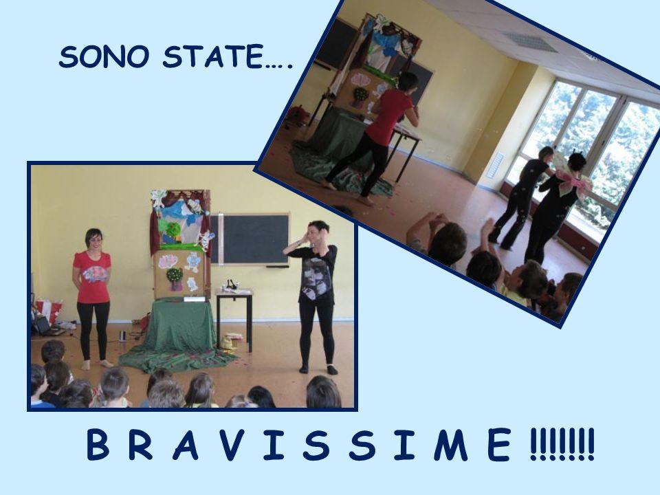 SONO STATE…. B R A V I S S I M E !!!!!!!