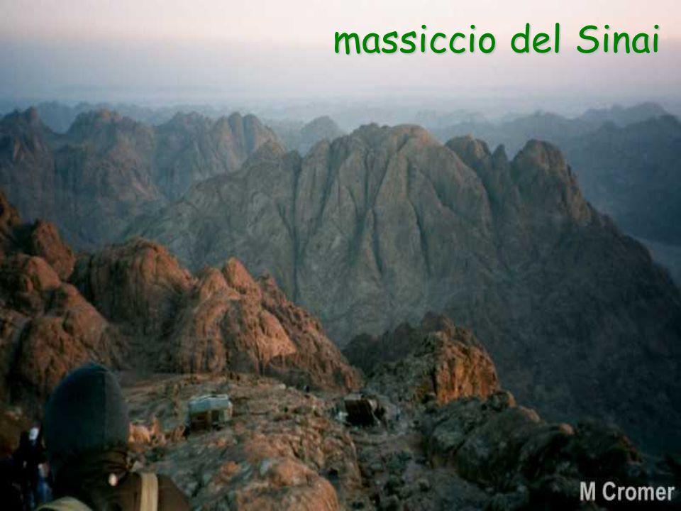 massiccio del Sinai