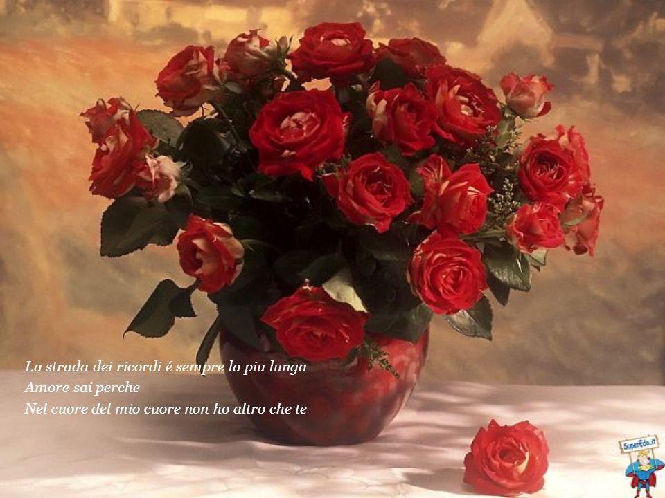 Con lultima speranza stasera ho comprato Rose rosse per te