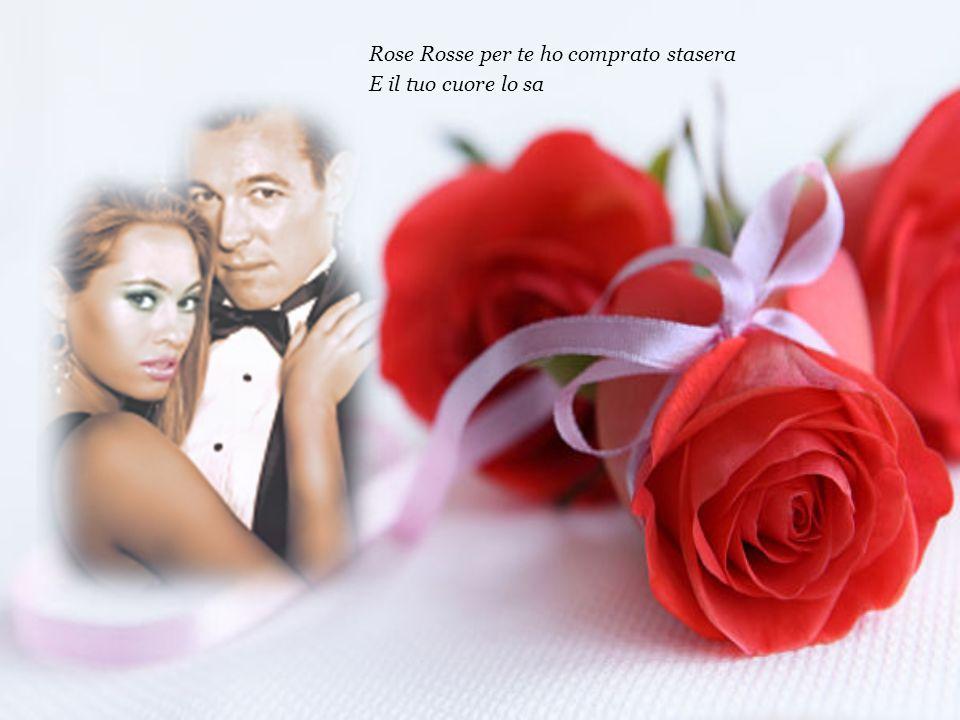 Forse in amore le rose non si usano piu Ma questi fiori sapranno parlarti di me