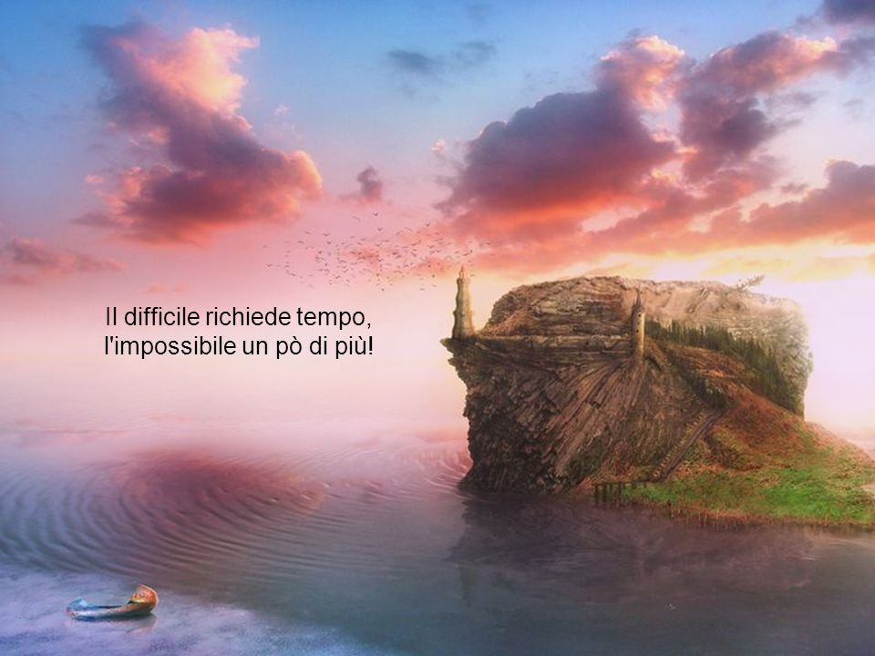 L'errore è umano, ammettere il proprio e sovvrumano!