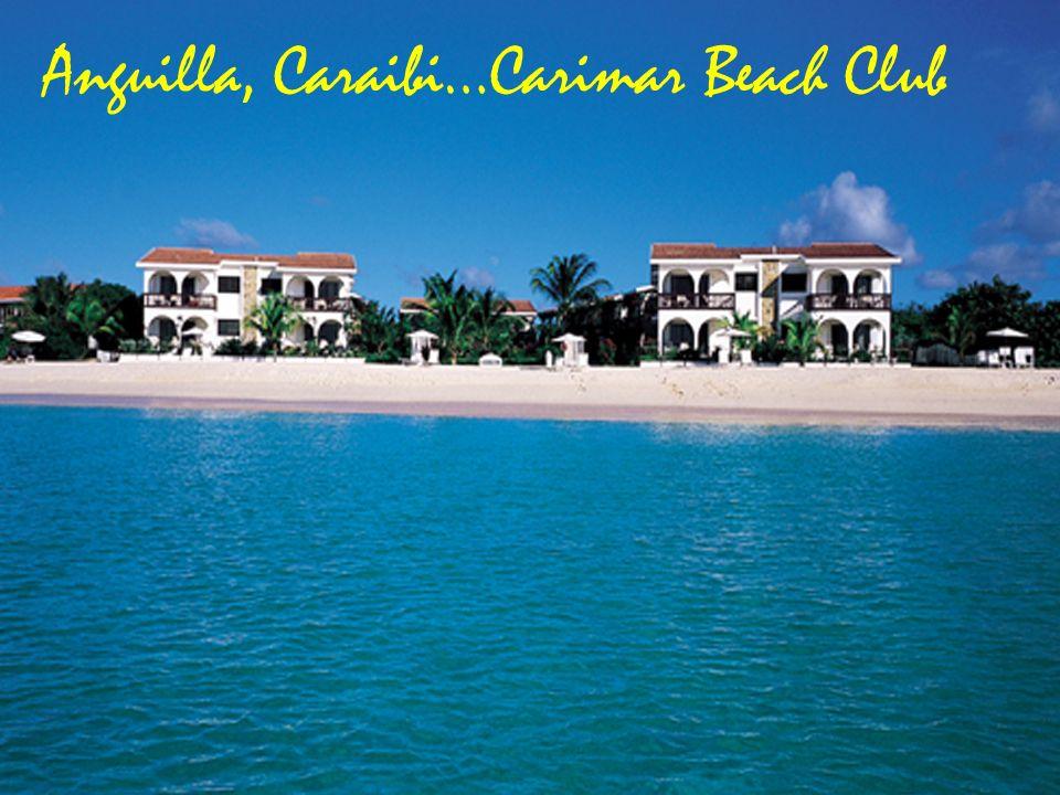 Anguilla, Caraibi…Carimar Beach Club