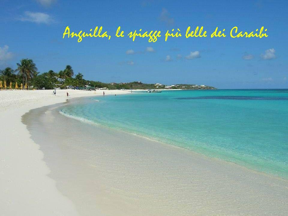 Anguilla, le spiagge più belle dei Caraibi