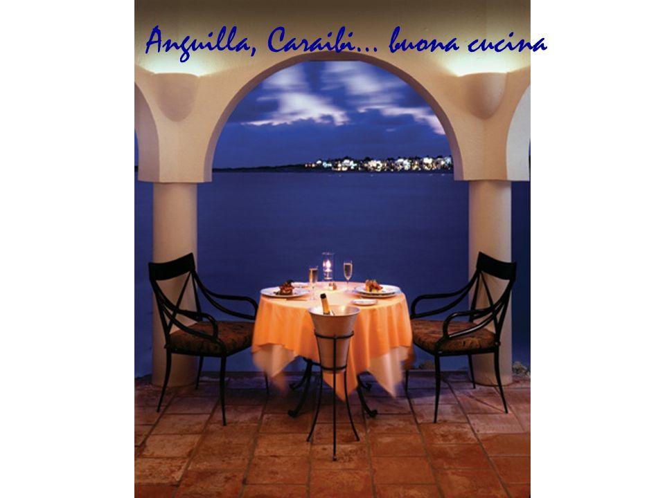 Anguilla, Caraibi… buona cucina