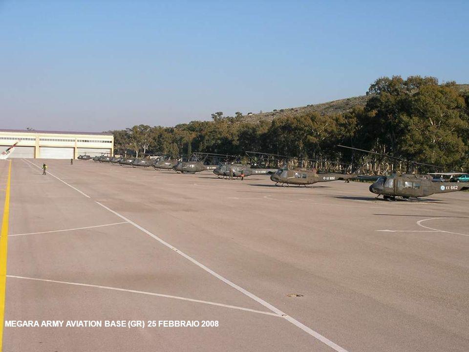 MEGARA ARMY AVIATION BASE (GR) 25 FEBBRAIO 2008