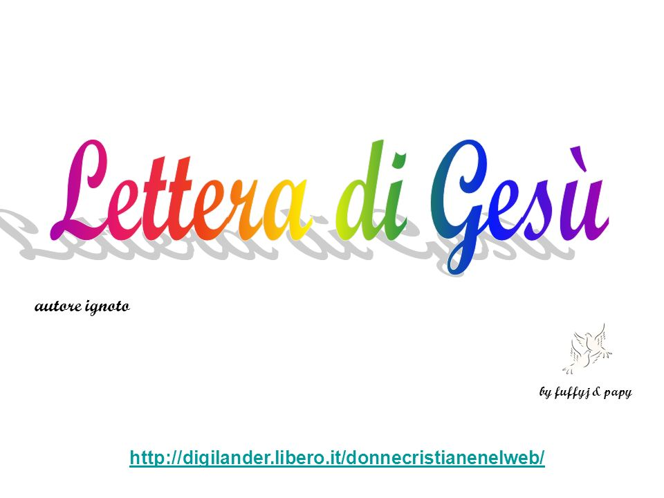 autore ignoto http://digilander.libero.it/donnecristianenelweb/ by fuffyj & papy