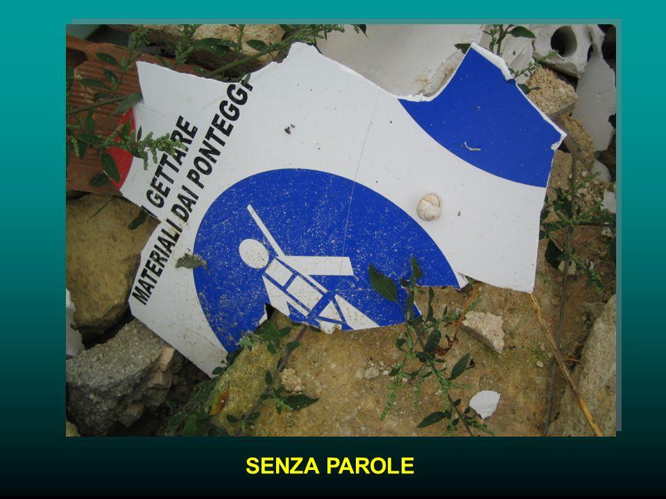 SENZA PAROLE