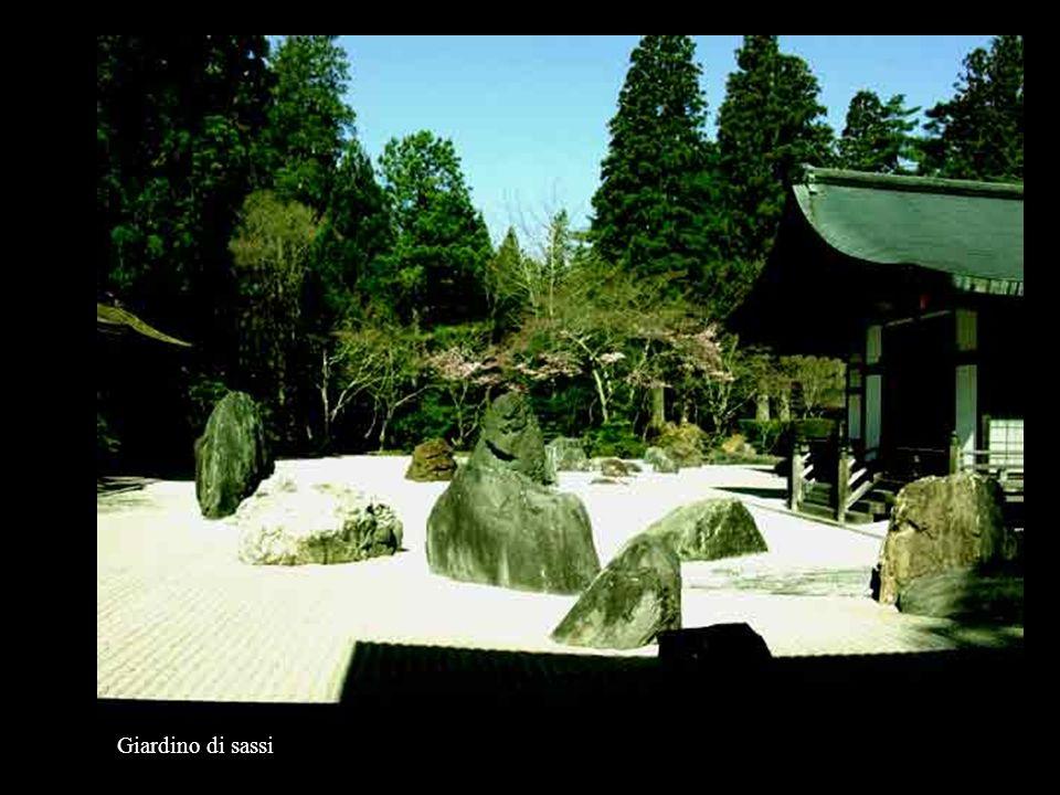 Giardino di sassi