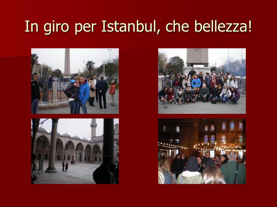 In giro per Istanbul, che bellezza!