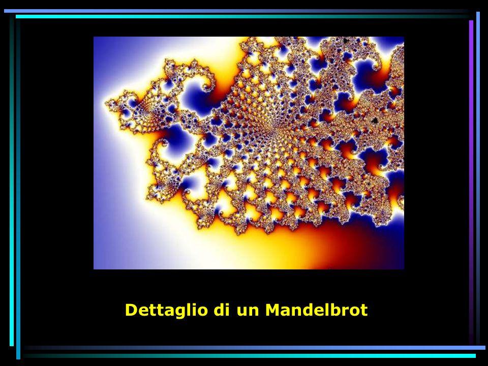 Dettaglio di un Mandelbrot