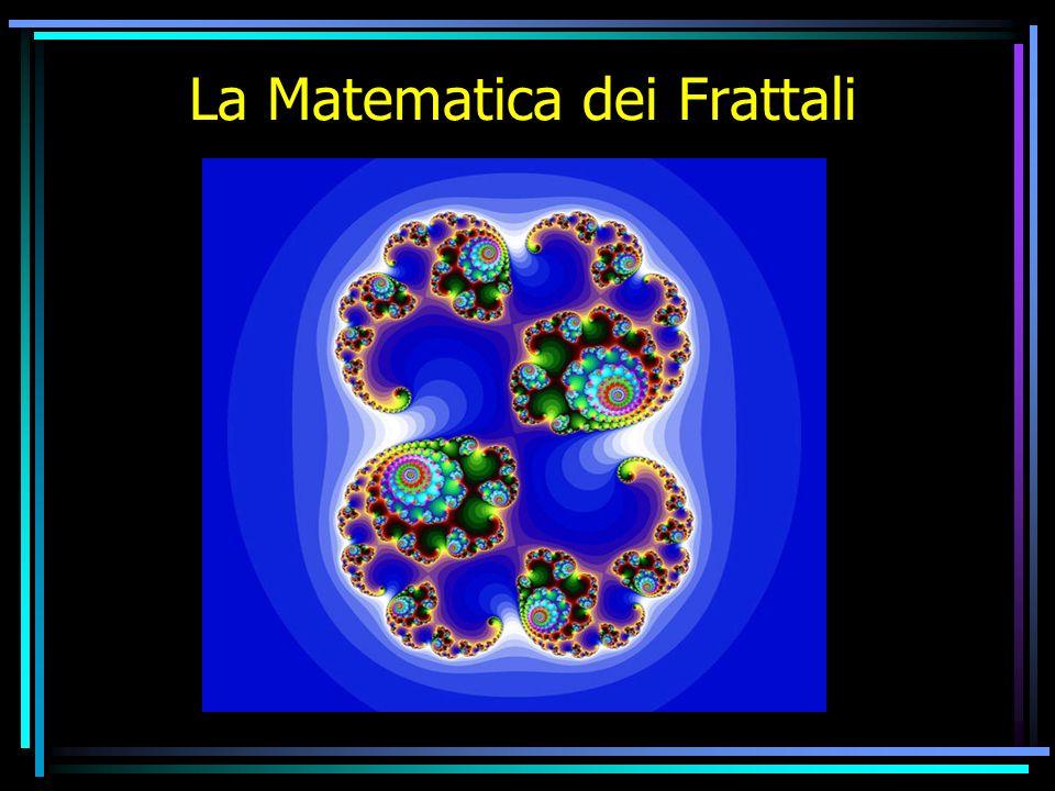 La Matematica dei Frattali