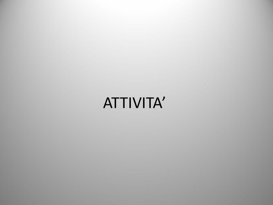 ATTIVITA