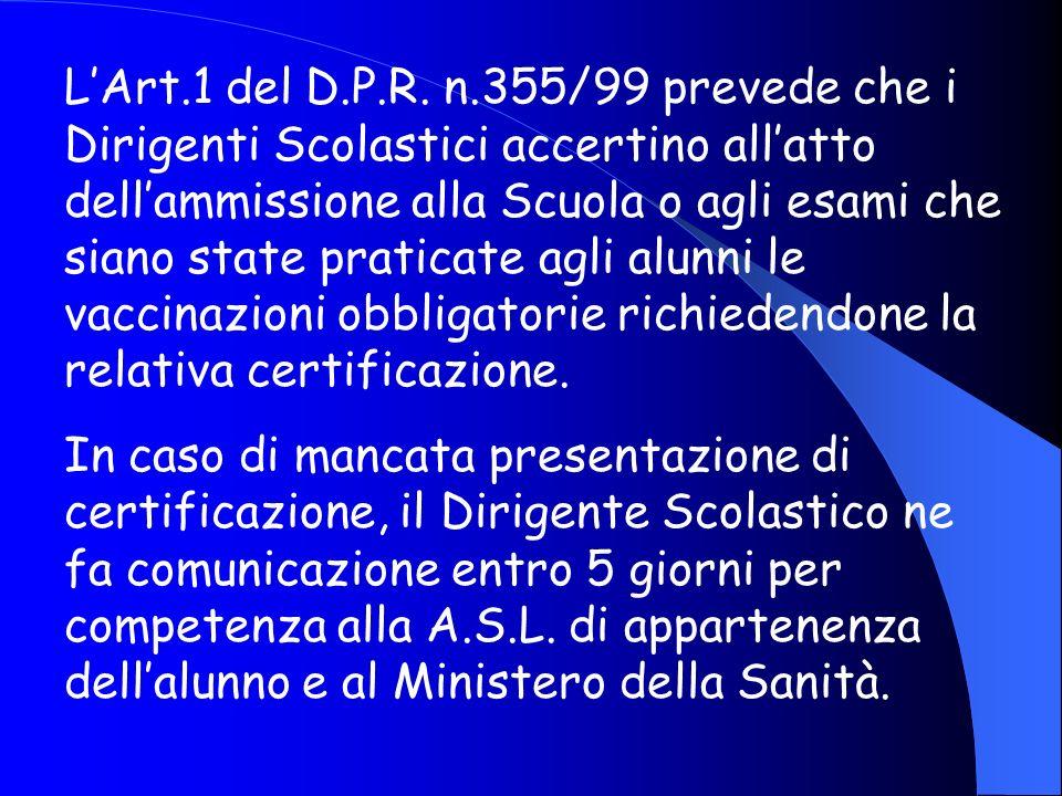 LArt.1 del D.P.R.