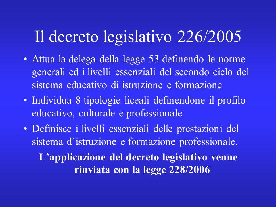 La riforma nella legge 133 Alle economie di spesa della legge 133/08 devono sommarsi quelle previste dalla legge 244/2007.