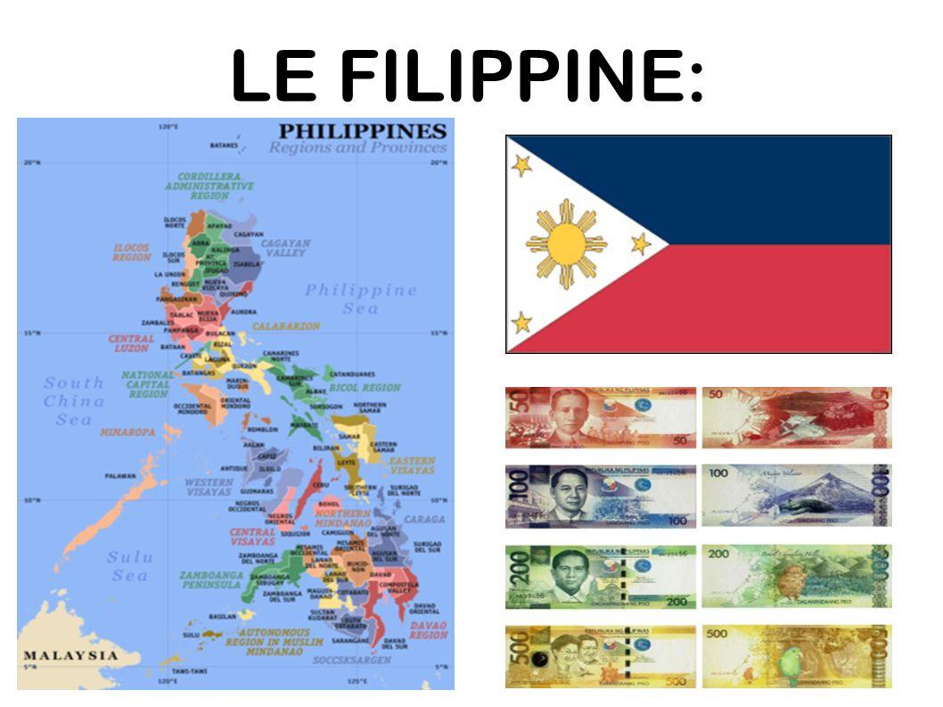 LE FILIPPINE: