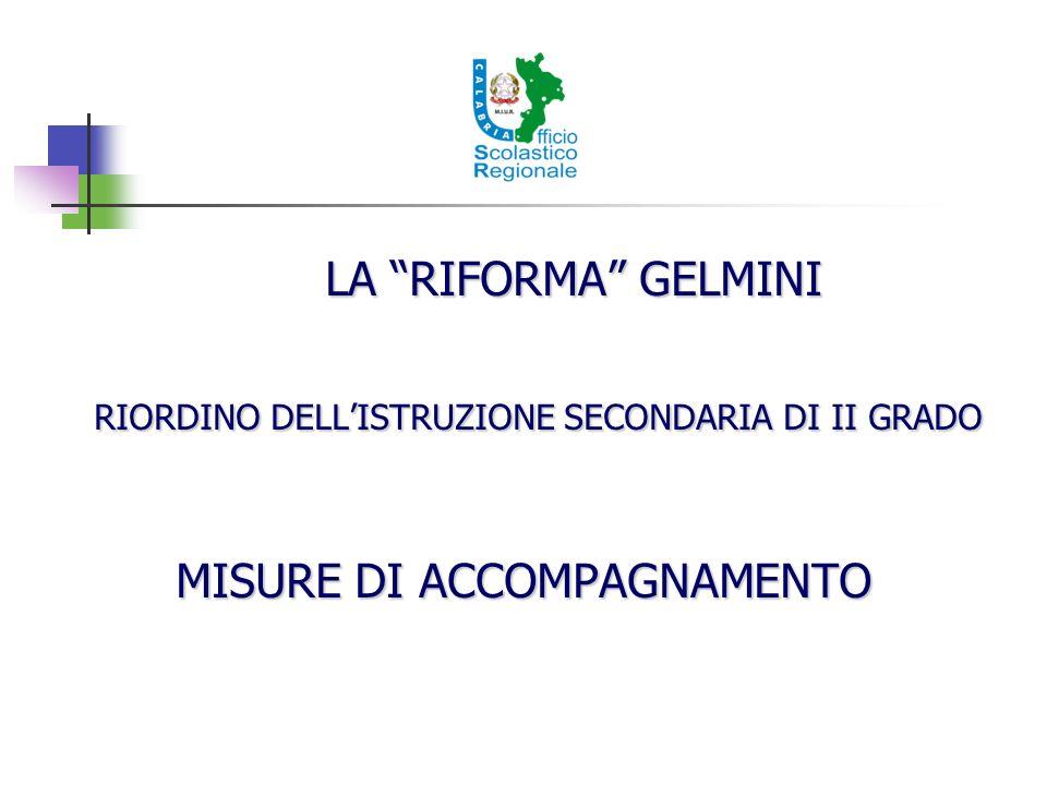 costituisce la bussola di riferimento nella determinazione degli obiettivi generali dei processi formativi e degli obiettivi specifici di apprendimento (art.