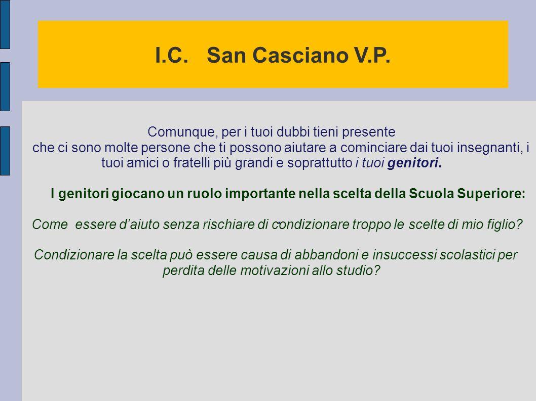 I.C.San Casciano V.P..
